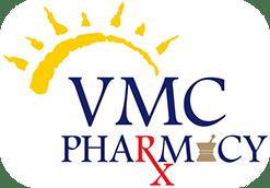logo of VMC pharmacy